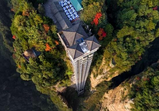 Zhangjiajie Bailong Elevator