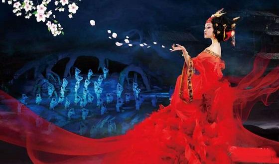 Tianmen Fox Fairy Show Zhangjiajie