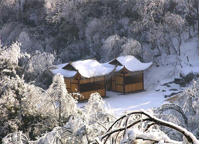 Zhangjiajie Tianmen Mountain