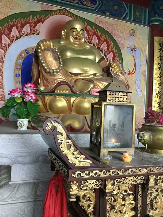 Zhangjiajie Tianmen Buddha