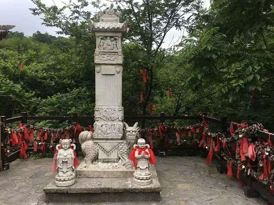 Zhangjiajie Tianmen Temple