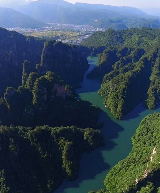Tianzi Mountain Nature Reserve