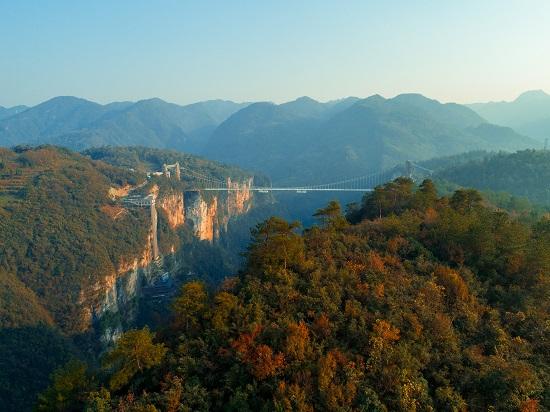 Zhangjiajie Grand Canyon
